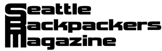 Seattle backpacker magazine logo