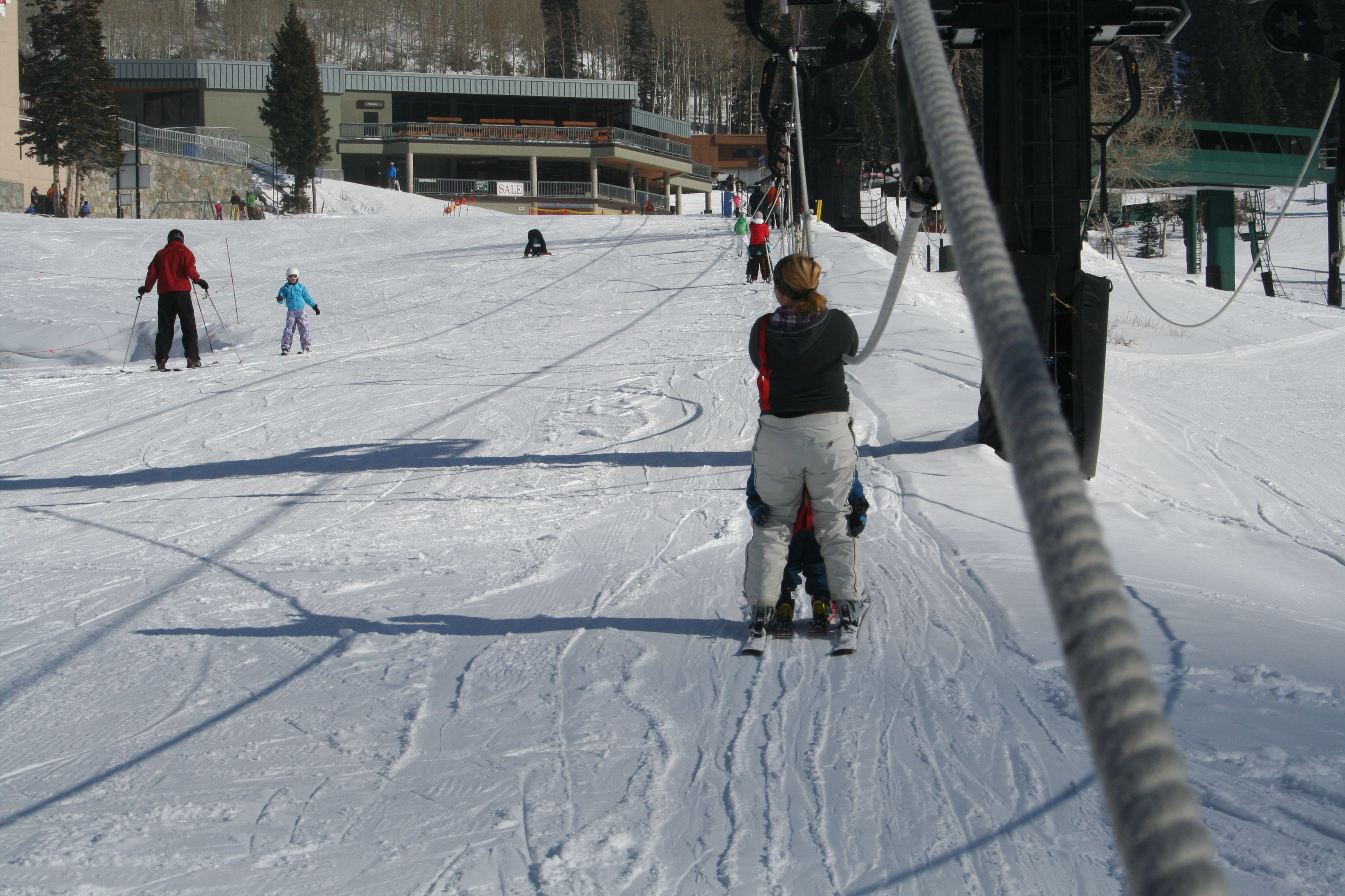 Taking The Rope Tow With Kids The Kid Project
