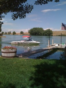 Waterskiing Part 2 A Practical Look At Lake Living The