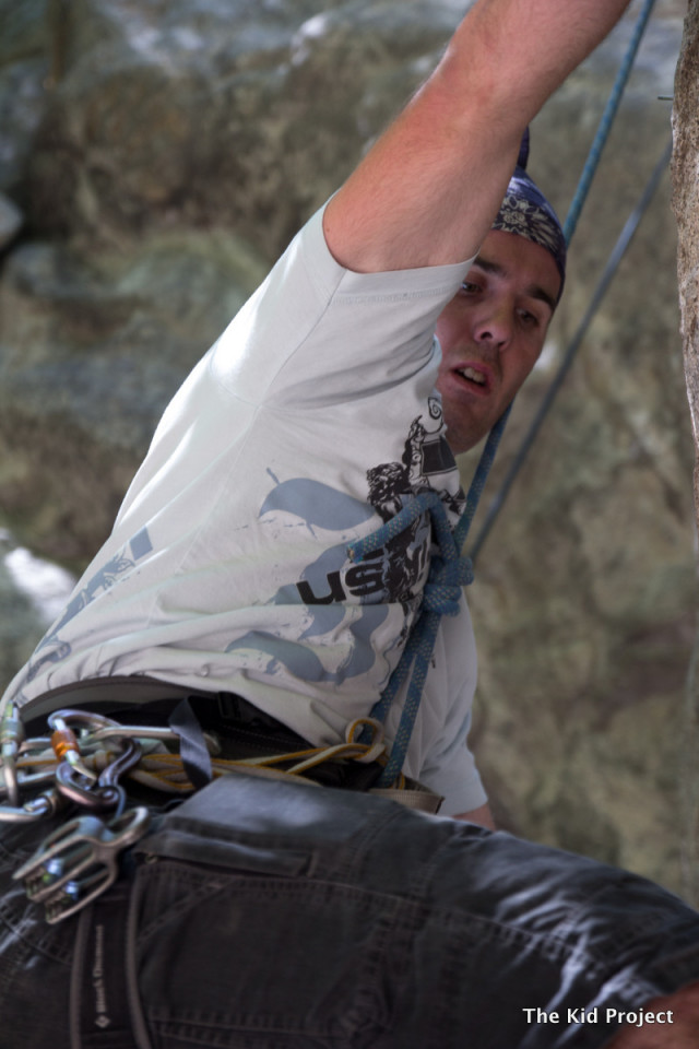 Friksn climbing shirt