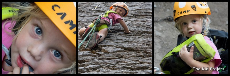 2012 08 16 Climbing @ Slipsedelrid1 Giveaway! Edelrid kids Fraggle Climbing Harness