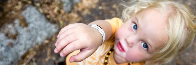 CallMeCuff ID bracelet