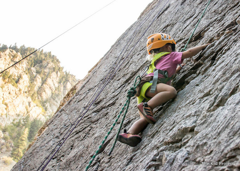 Review - Edelrid Fraggle Climbing Harness (Kids)