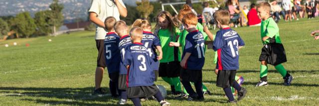 Soccer peloton