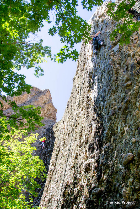 maple canyon climbing