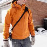 Black Rapid sling style strap DSLR