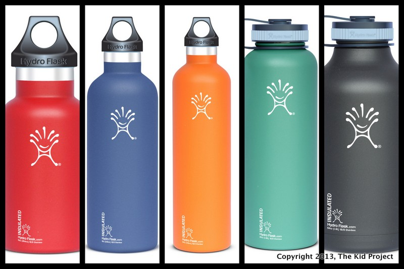 Hydroflask products