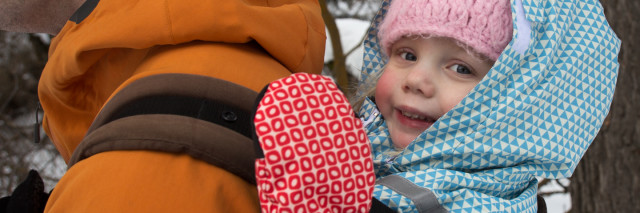 DucksDay kids mitten gear review