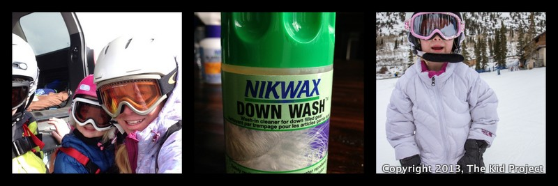 Nikwax down wash review