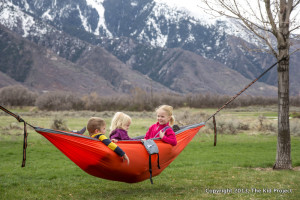 Eno Hammock with kids