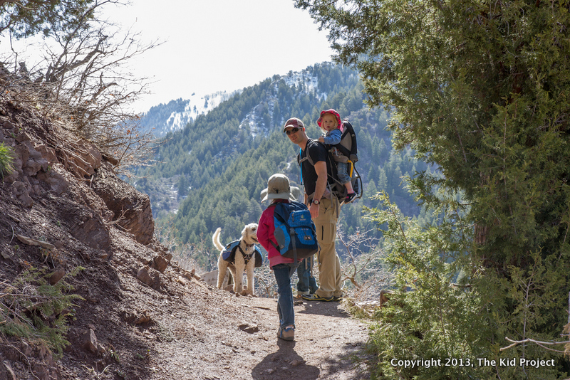 Millcreek Canyon, family hikes