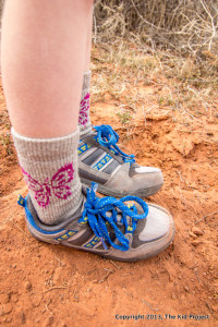 Hi-Tec Omaha Mid Hiking shoe