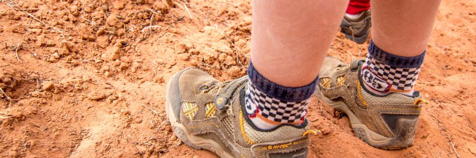 Hi-Tec Kid's hiking shoe - full res