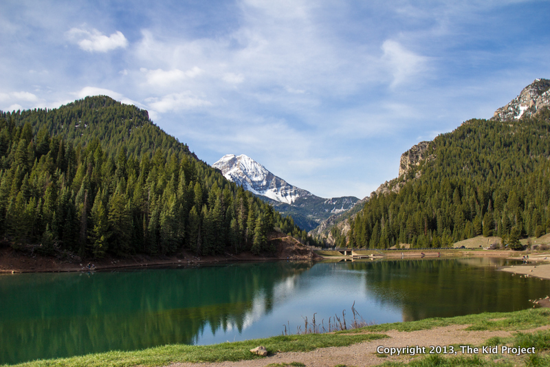 Tibble Fork Reservoir, UT