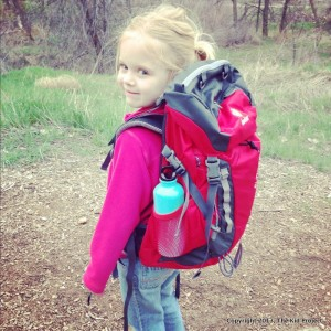 Deuter Climber pack- Youth