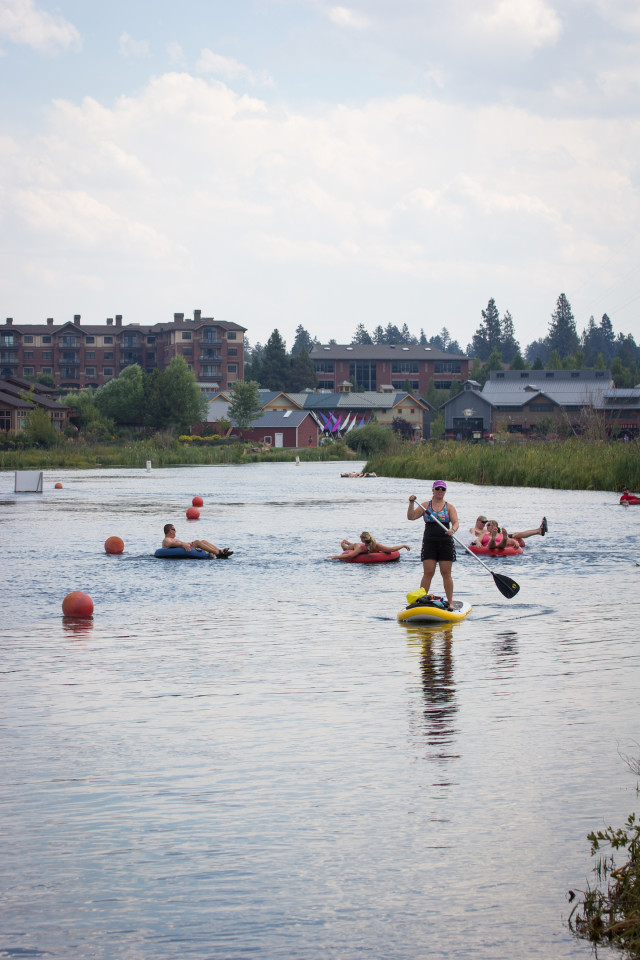 Descutes River, Bend, OR