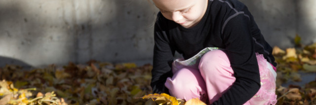 girl and fall leaves full res