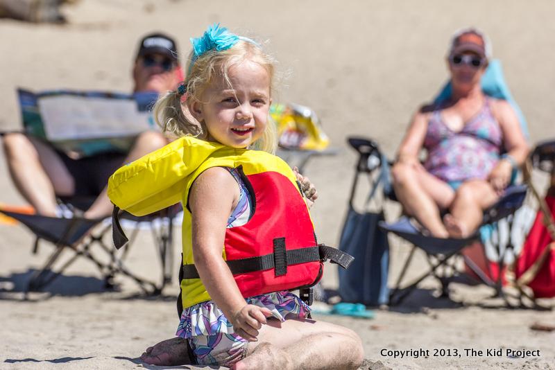 beach and sand play