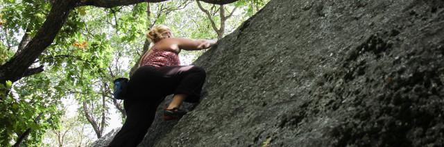 Stonewear's Rockin' Pant, bouldering full res