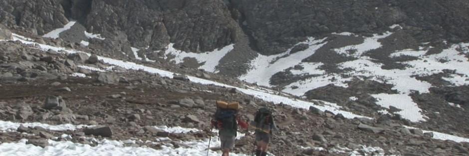 hiking PCT