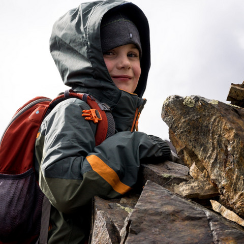 LLbean 3-in-1 Kids Jacket outerwear, coats