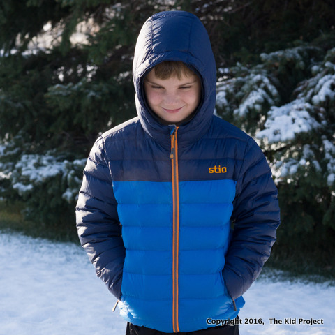 Stio Kids Down Jacket