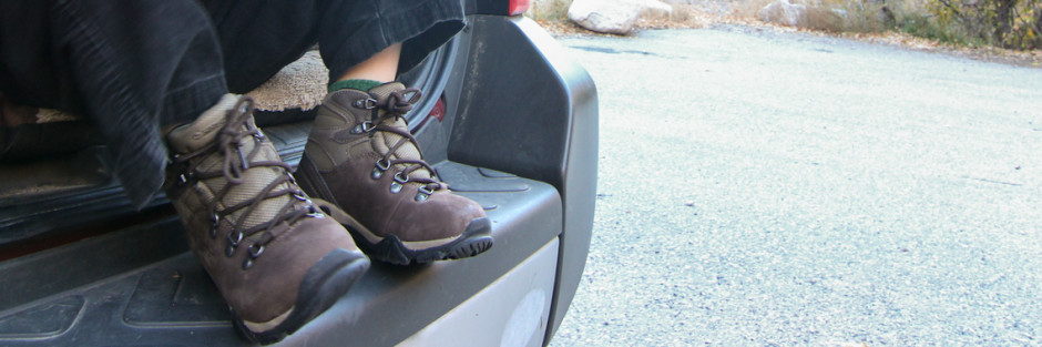Hi-Tec Oakhurst Waterproof Hiking Jr. full res