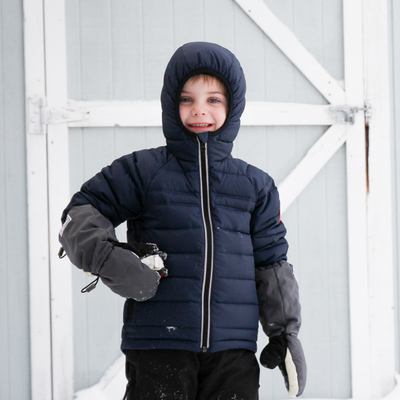 canada goose children&s snow suit