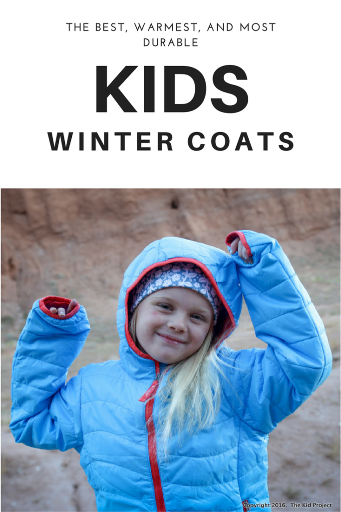 Kids Jackets Pinterest Image