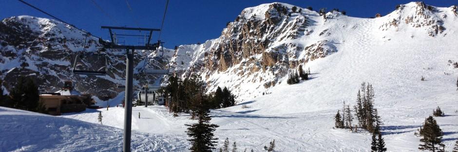 Snowbasin, UT Allan Peak