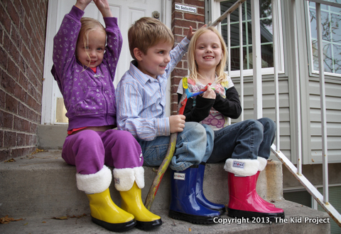 Rain boots for kids - Stonz Wear