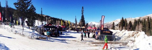 Winter OR show at Solitude Mountain Resort