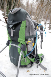 Deuter Kid Carrier Comfort Air review