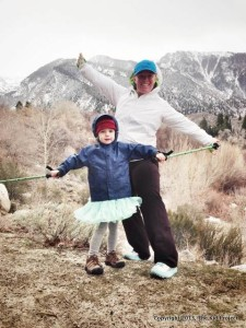 Hiking poles for kids