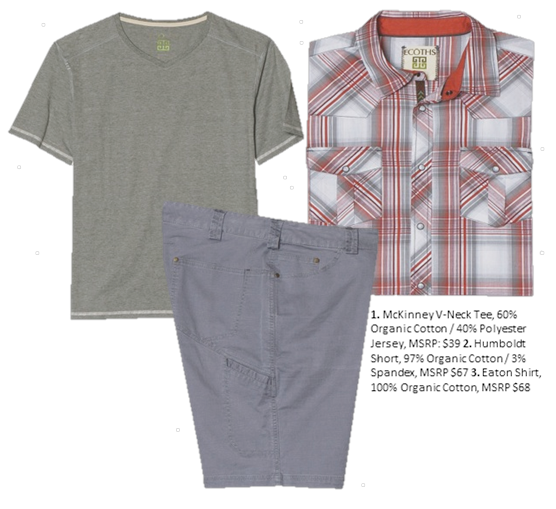 Ecoths clothing for men