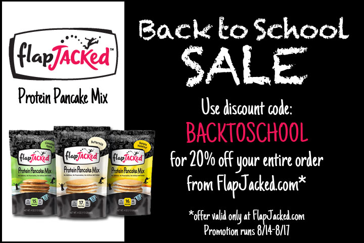 BacktoSchoolSale - flapjacked