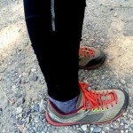 Vasque approach shoe for hiking