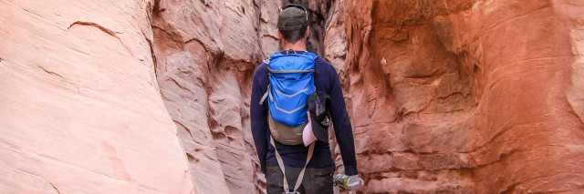 Slot canyon with boreas larkin pack full res