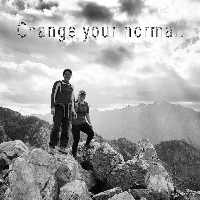 Change your normal