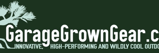 Garage Grown Gear Banner - Color