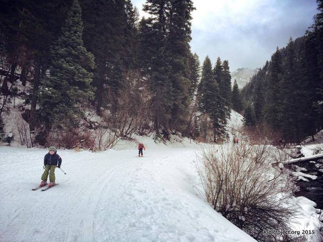 We cruised the Millcreek canyon downhill