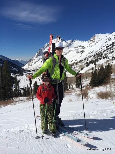 Snowblazer sunglasses for mountaineering