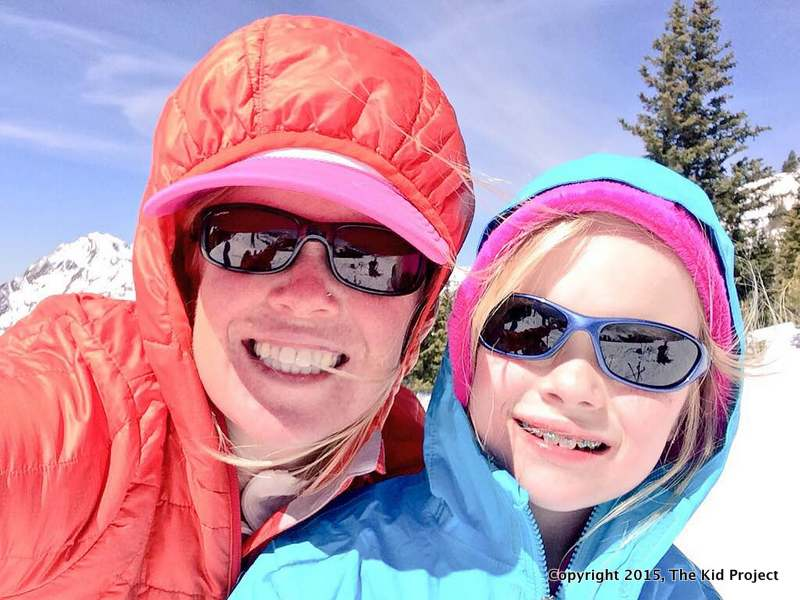 get outside with kids