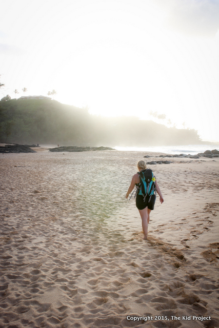 Deuter Pace 28 in Kauai