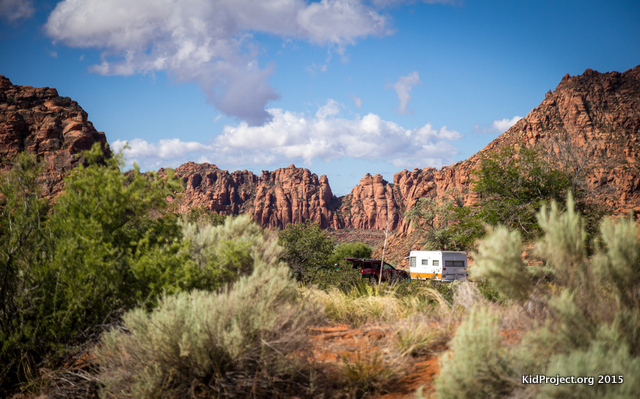 Snow Canyon Campground
