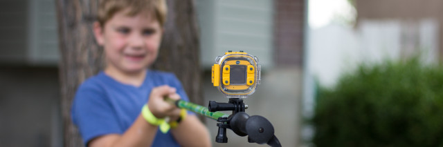 VTEch kidizoom action cam full res