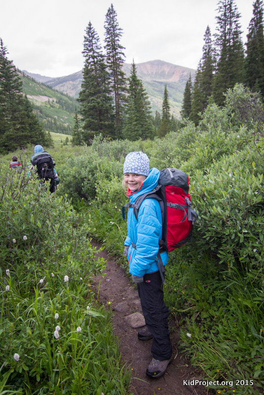 Vasque Breeze 2.0 / Backpacking Colorado