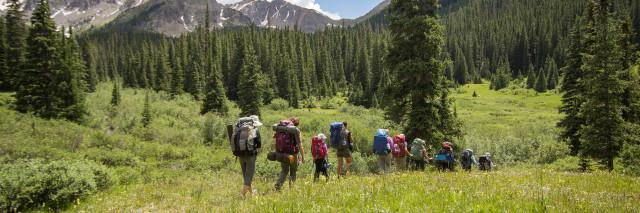 Sawatch range, backpacking full res
