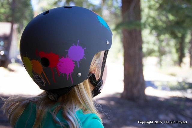 Little Nutty Gotcha Helmet