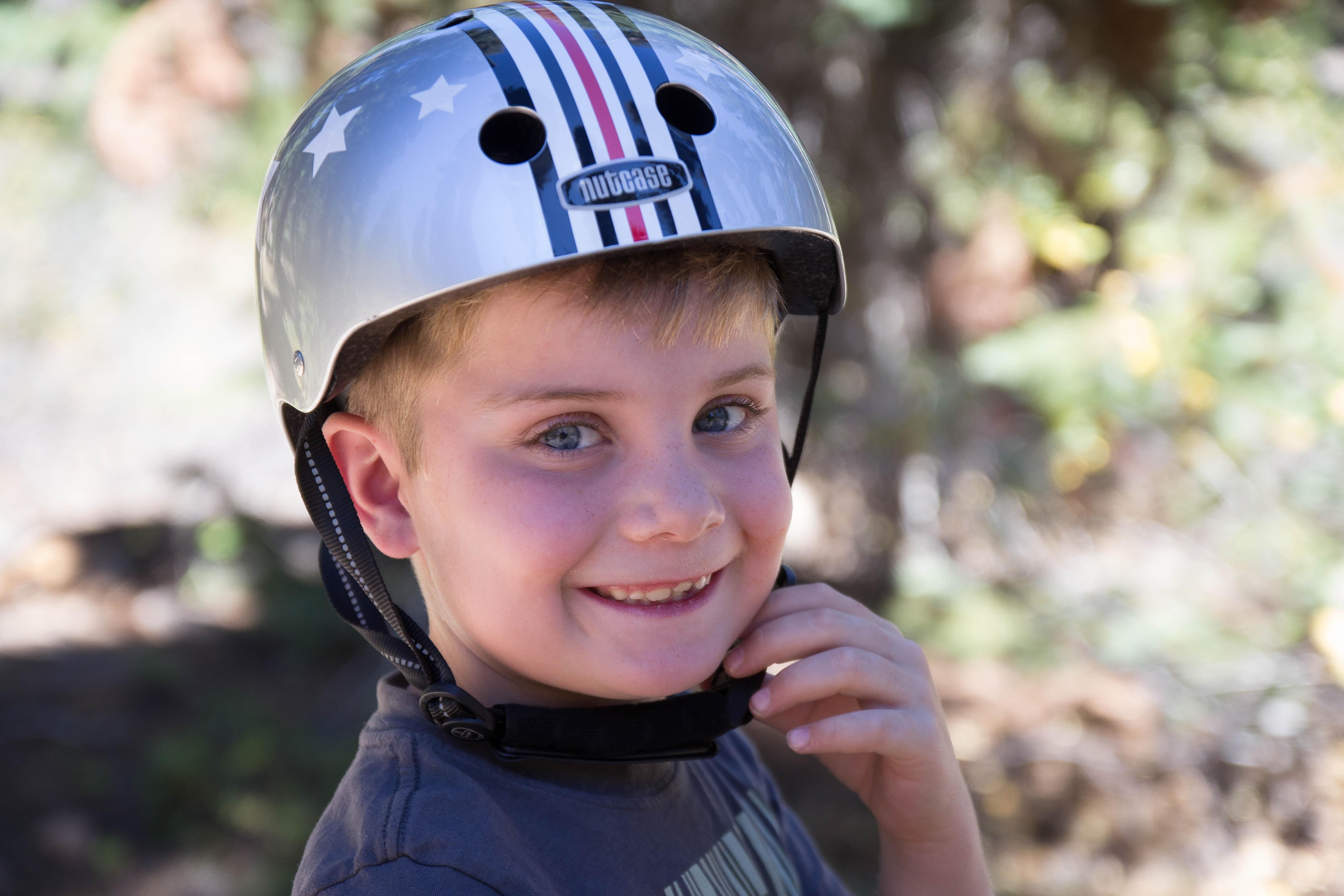 Little Nutty Nutcase Helmet full res